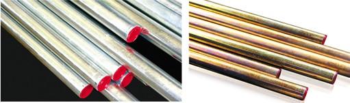 厂家供应高品质镀锌精密无缝钢管图片