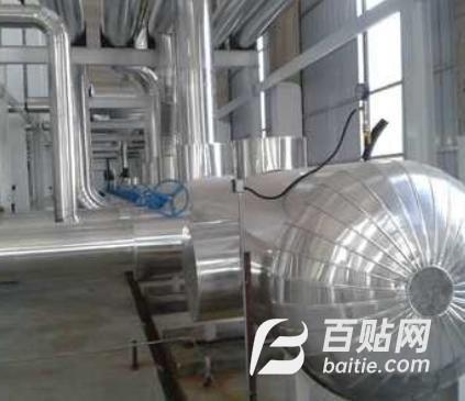 青海铝皮保温 西宁锅炉管道保温厂家图片