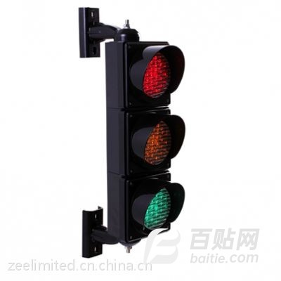 供应led交通信号灯 100mm信号灯图片