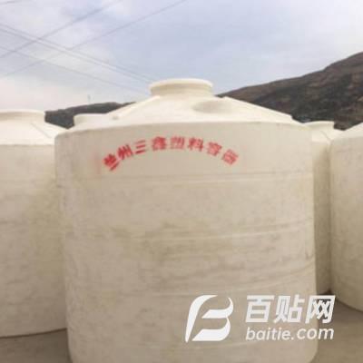 供甘肃甘南塑胶大桶和临夏塑料容器详情图片