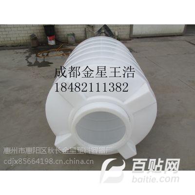 1吨pe塑料水塔 成都储水塑料水塔价格(PT-1000L)图片