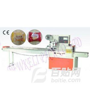 供应芝麻饼,鸡仔饼,雪饼,米饼自动包装机图片