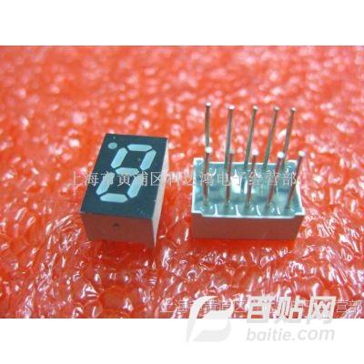 供应数码管LED 发光管 LG3121BH LG3121DH 0.28SR共阳 共阴图片