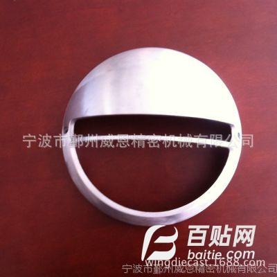 专业生产 定制加工 锌合金 铝合金摄像机壳体 仪表壳体图片