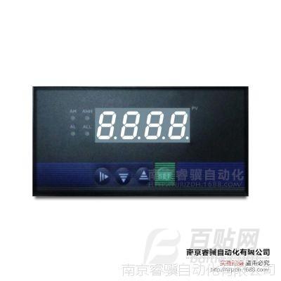 智能单回路测控仪 压力控制仪表 液位水位显示 光柱表4-20mA输入图片