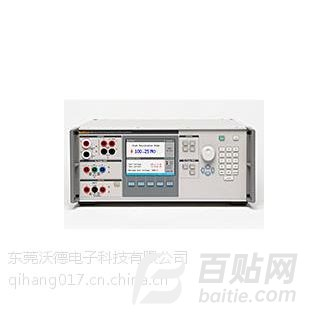 多功能电气安全校准器 5320A FLUKE图片