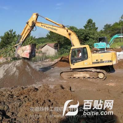 淤泥破碎筛分设备厂家|淤泥处理机械价格、操作说明书及维护保养手册图片