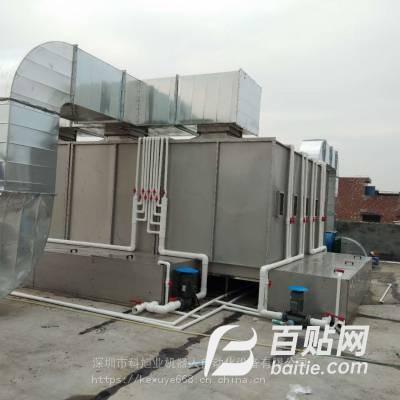 科旭业供应符合国家标准环保废气处理设备 提供整套喷涂解决方案图片