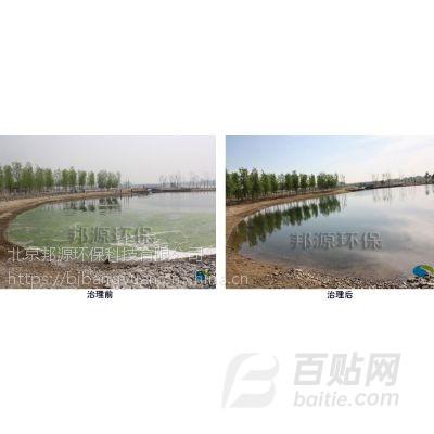 水绵治理技术邦源环保拿实例说话图片