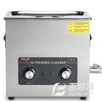 XJ-300NB机械型超声波清洗机 压花处理不锈钢工艺外壳,内胆选用SUS304 加厚材料图片