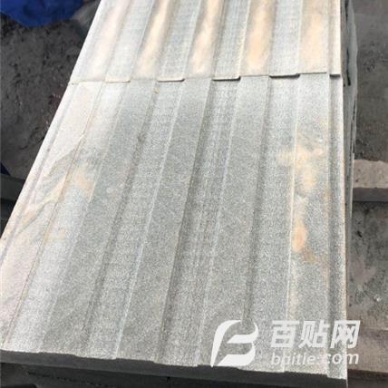 青石板 石材石料 定制各种 盲道青石板 路沿石青石板图片