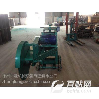 供应工程轮胎切割机 大型轮胎切断机 轮胎炼油辅助机械图片