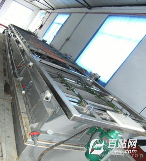 供应生产半自动沉铜线生产线图片
