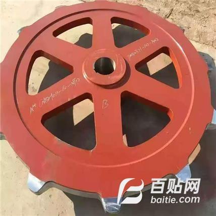 厂家供应传动链轮 单排链轮 工业传动输送机链轮齿轮 可定制生产图片