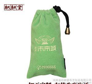 专业定制 束口全棉布袋 丝印抽绳棉布袋 印花小棉布袋图片