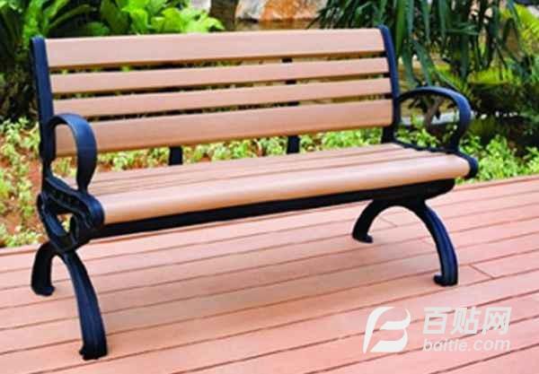 深圳靠背长椅生产图片