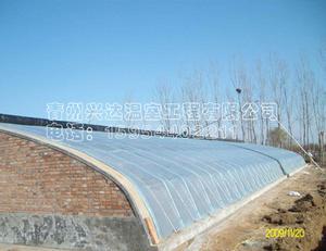 供应山东专业蔬菜温室建设推荐青州兴达温室图片