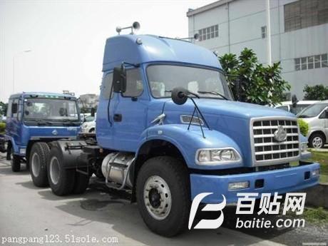天津进口牵引车海运需要多久图片