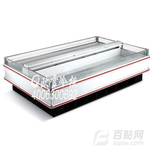 北京低温双岛冷冻柜哪里有卖图片
