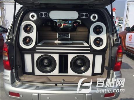 深圳至上音响改装隔音导航图片