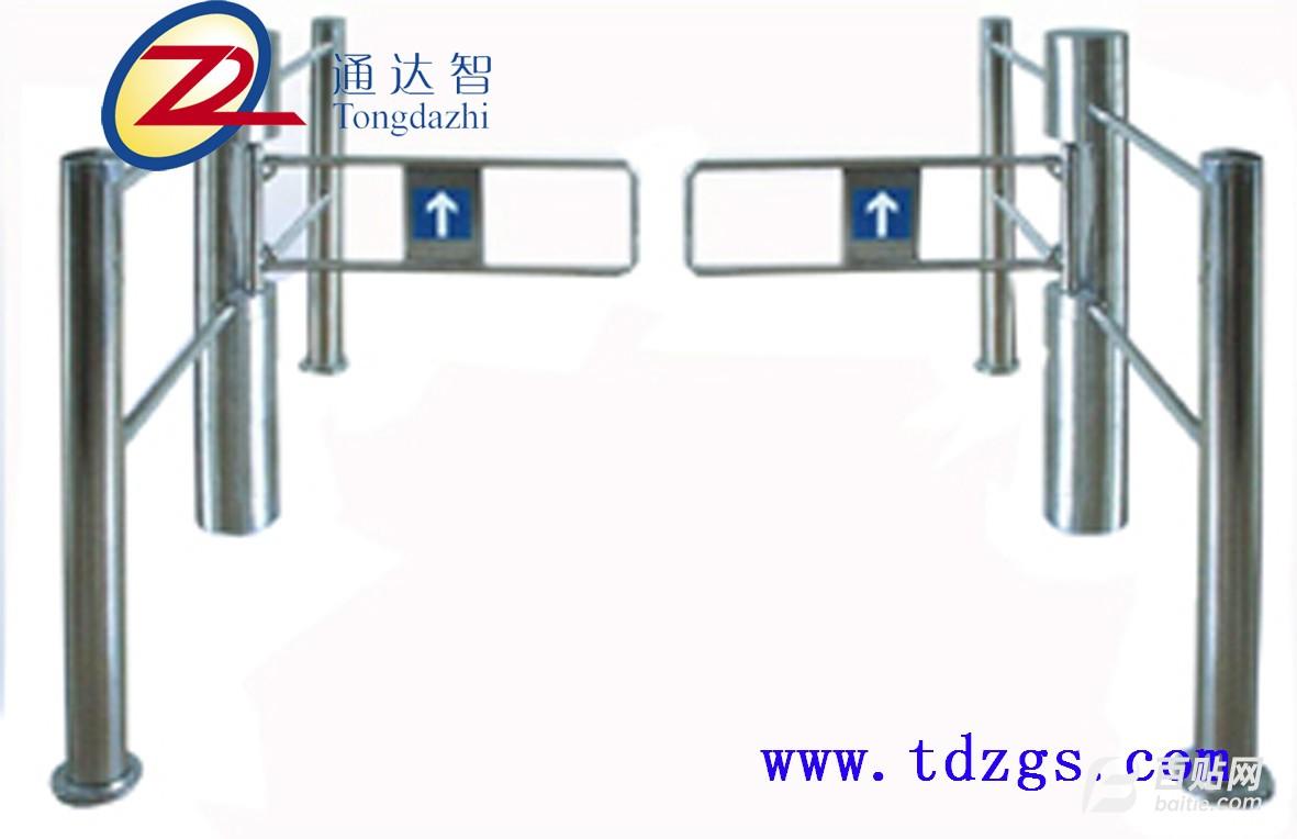 供应圆柱形超市自动门超市出入口器TDZ-B124图片