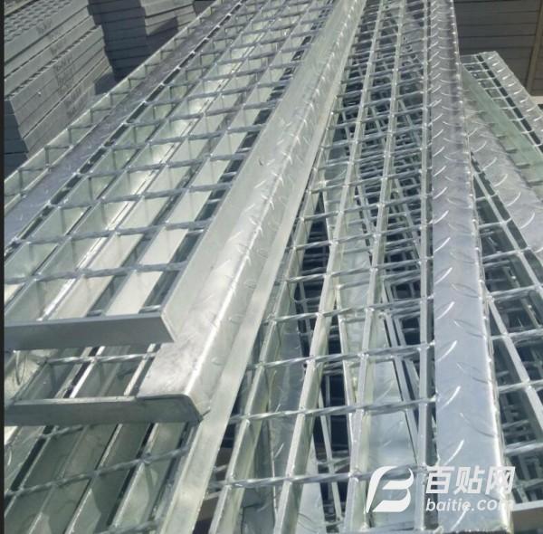 厂家直销平台钢格板 镀锌钢格板 异型钢格板 钢格栅板 可来图定制图片