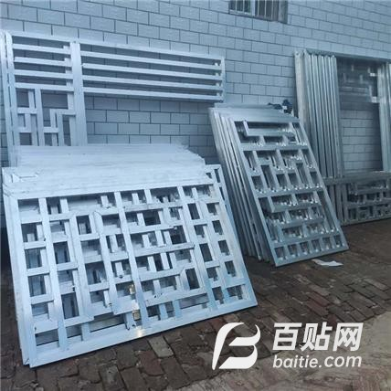 批发定制 铝合金焊接格栅 插接铝格栅 焊接铝格栅 来图定制图片