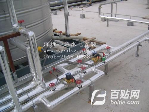 深圳水电安装_深圳水电维修_鑫中意水电安装图片