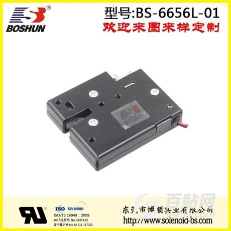 柜子电磁锁BS6656L 长行程 厂家定制图片