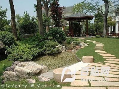 兰州哪里有提供小区绿化工程/白银小区绿化工程图片