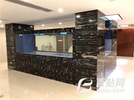 深圳大型鱼缸工程规划厂家图片