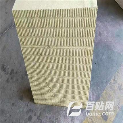 规格多样 岩棉板 加工生产 憎水复合岩棉板  建筑用岩棉板图片