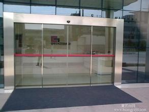 太原南中环安装钢化玻璃门 玻璃隔断技术精款式新图片