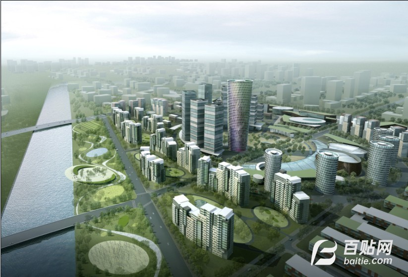 北京周边廊坊市工业土地出售招商图片