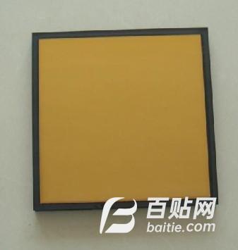 6钢 9A 6Low-E中空玻璃图片