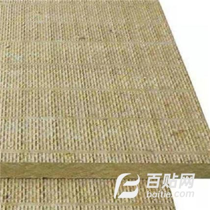 价格公道 岩棉板 外墙岩棉板 现货加工 建筑用岩棉板图片