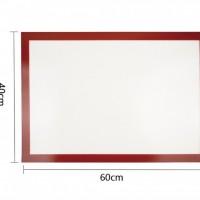 硅胶玻纤烘焙垫大量销售图片