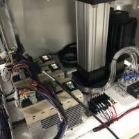 实验设备伺服电动缸图片