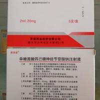 赛捷康单唾液酸四己糖神经节苷脂钠图片