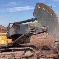 湖南矿山挖掘机岩石臂钩机一体臂图片