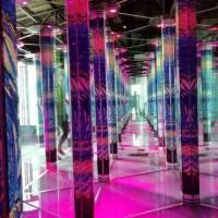 镜子迷宫系列七彩迷宫图片