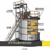 有机肥快速发酵罐效果如何 鸡粪高温发酵罐生产厂家在哪里图片