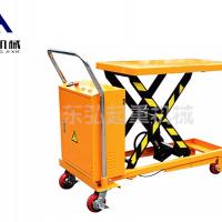 东弘800公斤电动升降平台车图片