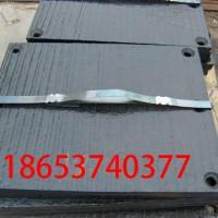 济宁供应各种规格的双金属高硬度高铬复合耐磨板可定做加工图片