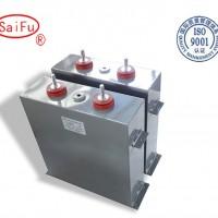 金属化薄膜储能脉冲直流滤波电容器图片