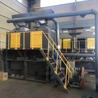 rco催化燃烧活性炭脱附吸附一体机 喷漆房VOC废气处理设备图片