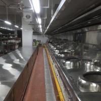 广州唐阁厨具设备有限公司专注整体商用厨房设备配套设计安装工程图片