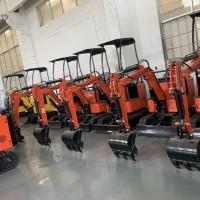 厂家直供08小型挖掘机,小巧耐用,更环保,更节能,更安全图片