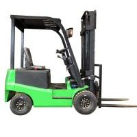 新型小型电动叉车 全电动叉车 环保电动叉车图片