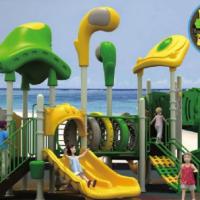 湖南户外大型儿童玩具滑滑梯秋千组合幼儿园宝宝公园游乐设备图片